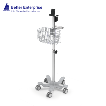"Vital Signs Monitor Roll Stand (20"" Base)"