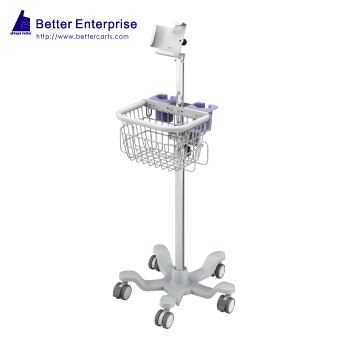 Ultrasound Cart for Fujifilm SonoSite iViz