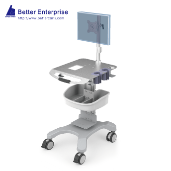 Ultrasound Cart for Fujifilm SonoSite M-Turbo